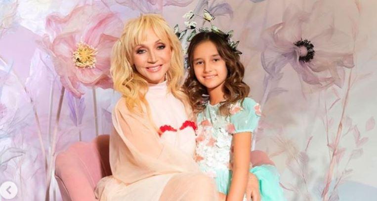 Кристина Орбакайте доверила внешность дочери косметологам